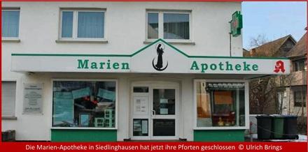 Maßnahmen für die Zukunft Siedlinghausen & umliegende Ortschaften